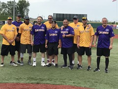 Cleveland Sports Legends Game w/ Lake Erie Crushers