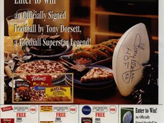 Pillsbury Super Bowl Promotion